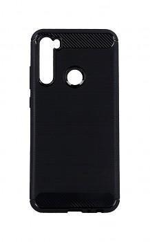 Zadní silikonový kryt na Xiaomi Redmi Note 8 černý