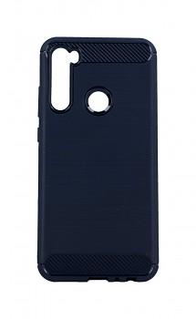 Zadní silikonový kryt na Xiaomi Redmi Note 8 modrý