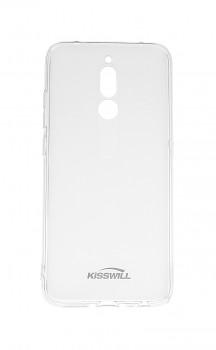 Zadní silikonový kryt KISSWILL na Xiaomi Redmi 8 světlý