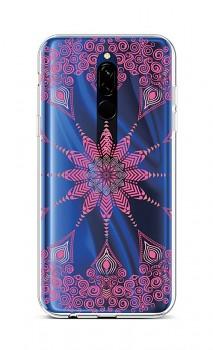 Zadní silikonový kryt na Xiaomi Redmi 8 Pink Mandala
