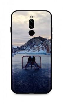 Zadní silikonový kryt na Xiaomi Redmi 8 Hockey Goalie