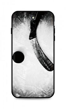 Zadní silikonový kryt DARK na Xiaomi Redmi 8 Hockey