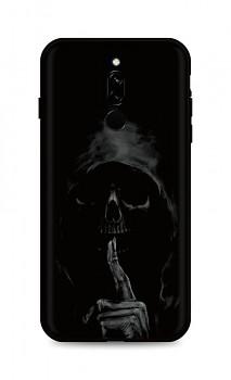 Zadní silikonový kryt DARK na Xiaomi Redmi 8 Dark Grim Reaper