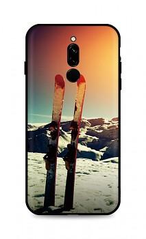 Zadní silikonový kryt DARK na Xiaomi Redmi 8 Ski