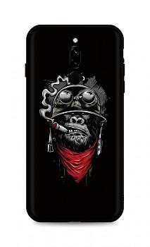 Zadní silikonový kryt DARK na Xiaomi Redmi 8 Gorilla