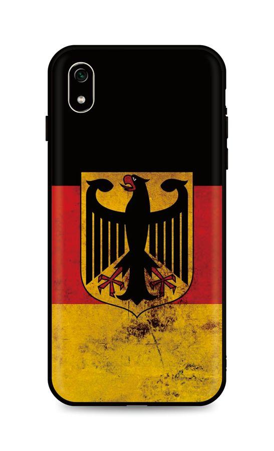 Kryt TopQ Xiaomi Redmi 7A silikon Germany 46711 (pouzdro neboli obal na mobil Xiaomi Redmi 7A)
