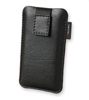 Pouzdro Roubal na Samsung A80 černé