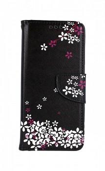 Knížkové pouzdro na Xiaomi Redmi Note 8T Květy sakury