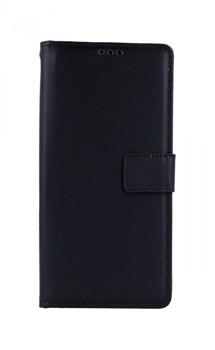 Knížkové pouzdro na Xiaomi Redmi 8 černé s přezkou 2