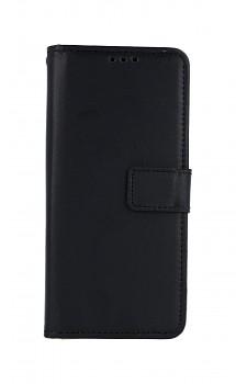 Knížkové pouzdro na Xiaomi Redmi Note 8T černé s přezkou 2