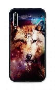Zadní pevný kryt LUXURY na Huawei P Smart Pro Wolf