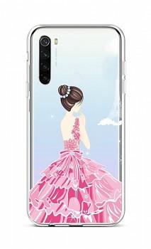Zadní silikonový kryt na Xiaomi Redmi Note 8T Pink Princess