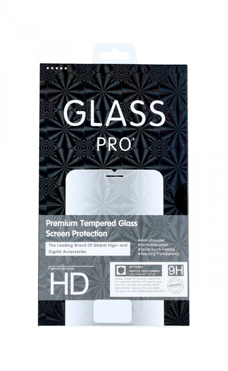 Tvrzené sklo TopGlass Xiaomi Redmi Note 8T Full Cover černé 47121 (ochranné sklo na mobil Xiaomi Redmi Note 8T)