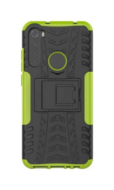 Zadní kryt na Xiaomi Redmi Note 8T zelený se stojánkem