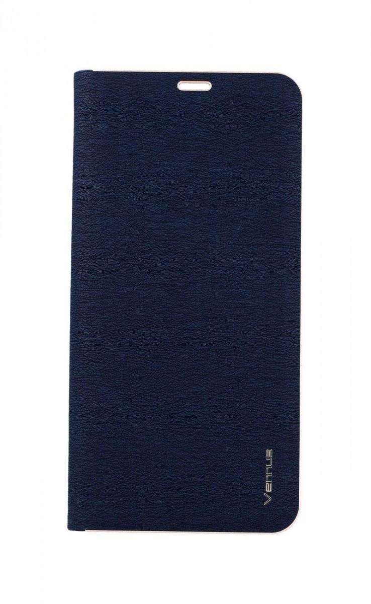 Knížkové pouzdro Luna Book na Samsung A80 modré