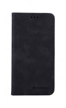 Knížkové pouzdro Forcell Silk Book na iPhone 11 Pro černé