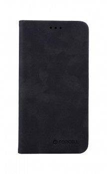 Knížkové pouzdro Forcell Silk Book na iPhone 11 Pro Max černé