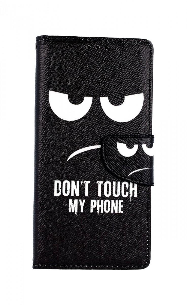 Knížkové pouzdro na Huawei P Smart Pro Don't Touch