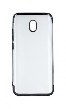 Zadní silikonový kryt na Xiaomi Redmi 8A Frame černý