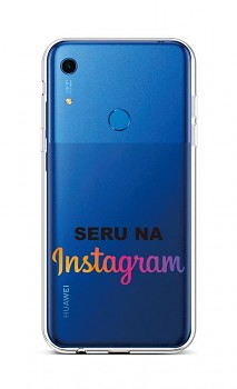 Zadní silikonový kryt na Huawei Y6s Instagram