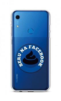 Zadní silikonový kryt na Huawei Y6s Facebook