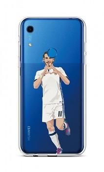 Zadní silikonový kryt na Huawei Y6s Fotbalista 2