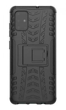 Ultra odolný zadní kryt na Samsung A51 černý