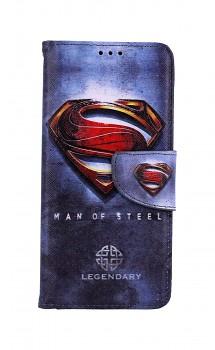 Knížkové pouzdro na Samsung A71 Superman 2