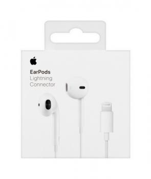 Originální sluchátka Apple iPhone 7 / 7 Plus / 8 / 8 Plus MMTN2ZM/A (EU Blister) bílá