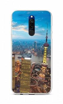 Zadní silikonový kryt na Xiaomi Redmi 8 City