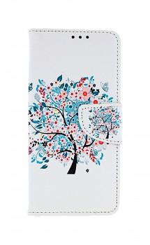 Knížkové pouzdro na Xiaomi Redmi Note 8T Strom života
