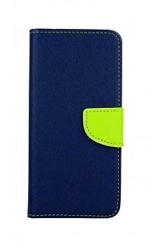 Knížkové pouzdro na Samsung A51 modré