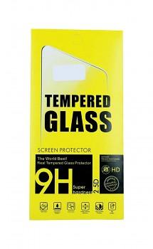 Tvrzené sklo YellowGlass na iPhone XR 5D černé