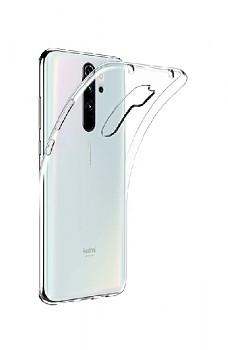 Zadní kryt Swissten Clear Jelly na Xiaomi Redmi Note 8 Pro průhledný