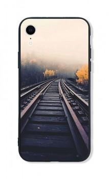 Zadní pevný kryt LUXURY na iPhone XR Koleje