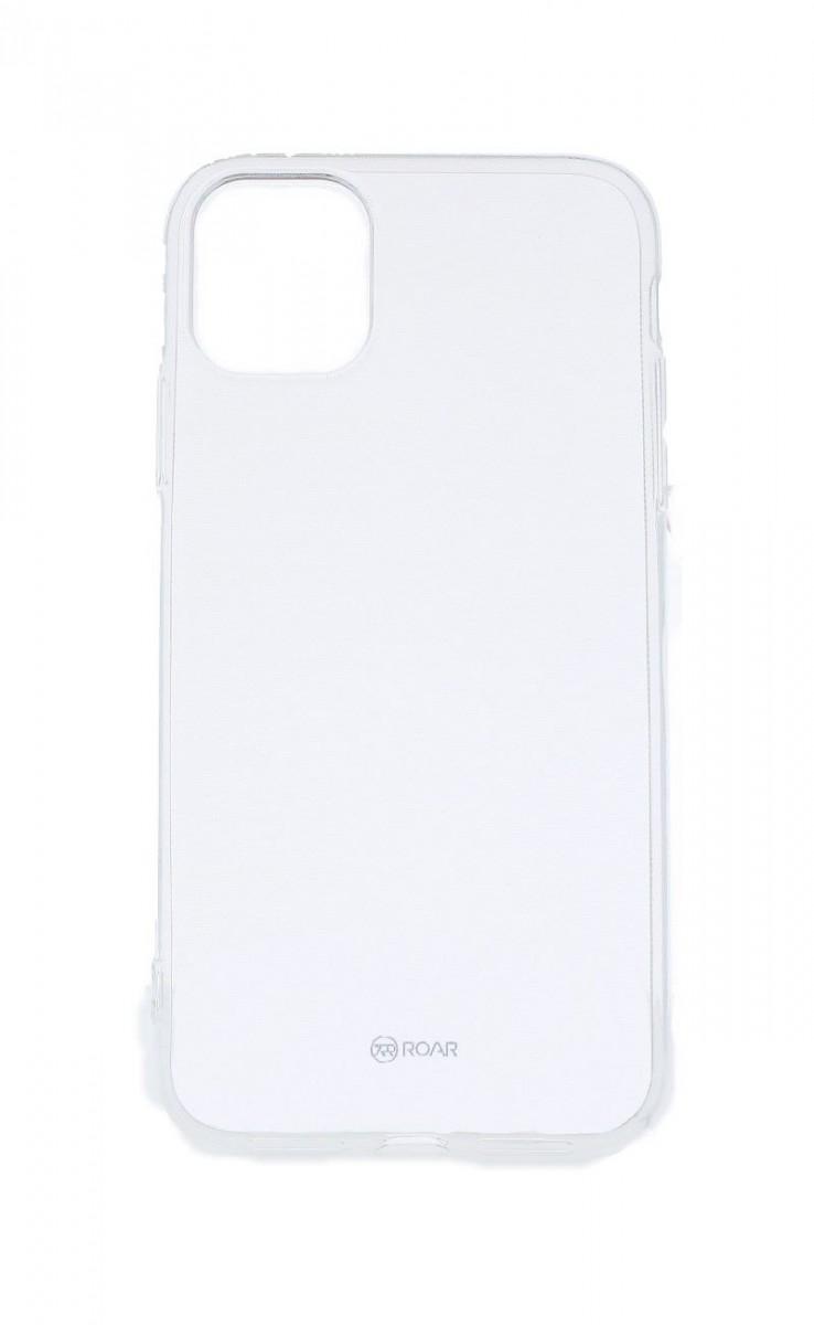 Kryt Roar iPhone 11 silikon průhledný 48724 (pouzdro neboli obal na mobil iPhone 11)