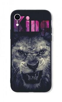 Zadní pevný kryt LUXURY na iPhone XR King