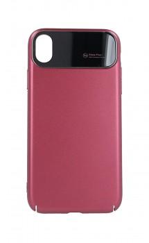 Zadní pevný kryt Roar Echo Ultra na iPhone XR červený