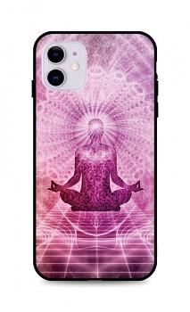 Zadní silikonový kryt DARK na iPhone 11 Energy Spiritual