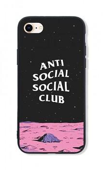 Zadní pevný kryt LUXURY na iPhone SE 2020 Antisocial Club