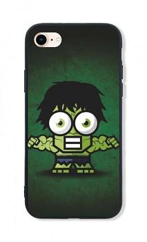Zadní pevný kryt LUXURY na iPhone SE 2020 Little Hulk