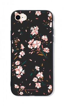 Zadní pevný kryt LUXURY na iPhone SE 2020 Cherry Blossom