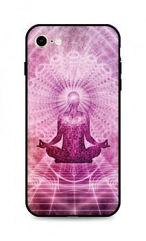Zadní silikonový kryt DARK na iPhone SE 2020 Energy Spiritual