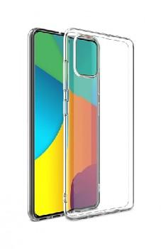 Zadní kryt Swissten Clear Jelly na Samsung A71 průhledný