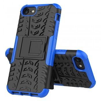 Ultra odolný zadní kryt na iPhone SE 2020 modrý