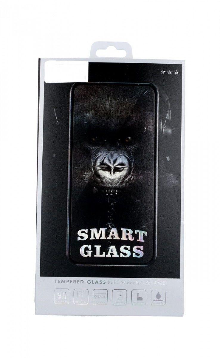 Tvrzené sklo Smart Glass na Xiaomi Redmi Note 8T Full Cover černé 49651 (ochranné sklo Xiaomi Redmi Note 8T)