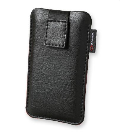 Pouzdro Roubal Huawei P40 Pro černé 49711 (kryt neboli obal na Huawei P40 Pro)