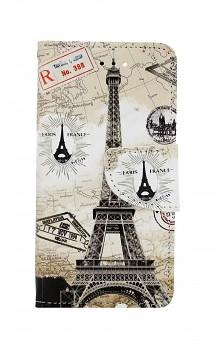 Knížkové pouzdro na iPhone SE 2020 Paris 2