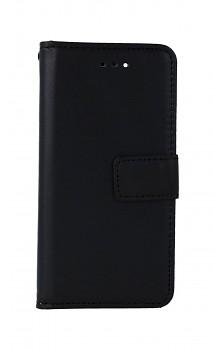 Knížkové pouzdro na iPhone SE 2020 černé s přezkou 2