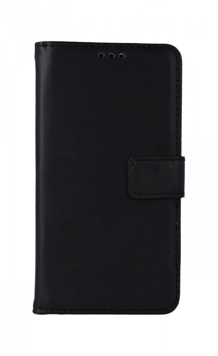 Knížkové pouzdro na iPhone 11 černé s přezkou 2